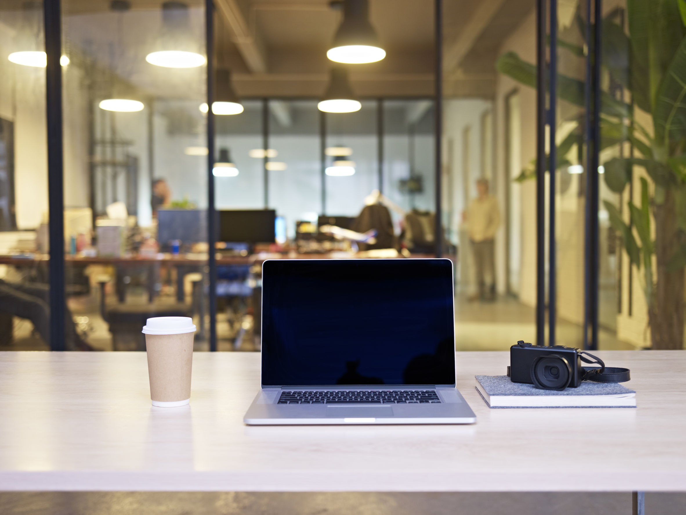 The ideal office has seven distinct zones