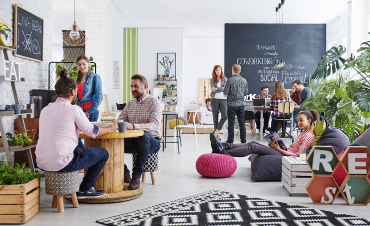 Why co-working spaces are cool (and it's not just to save rent)