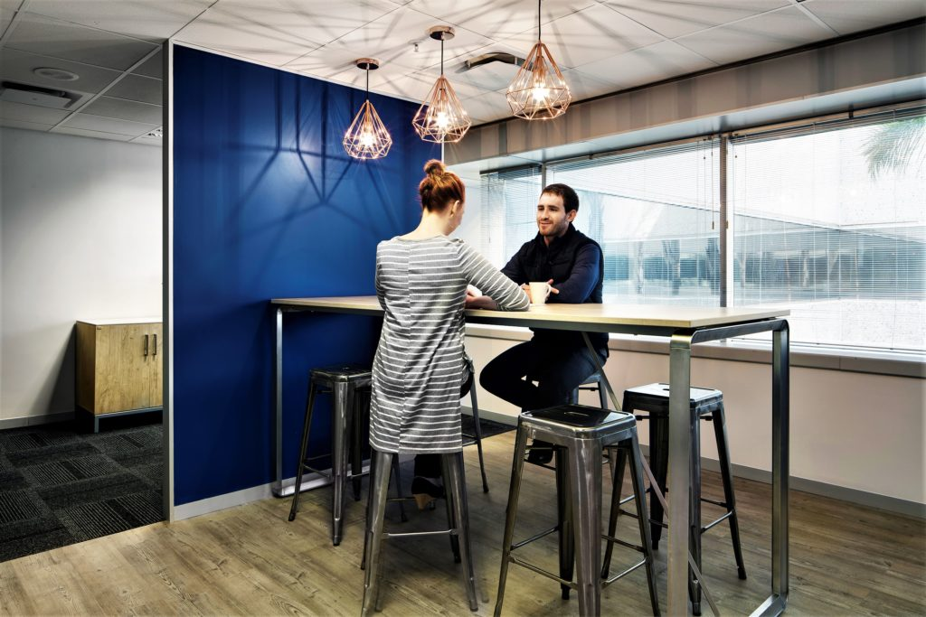 Giant Leap - creating a workplace that inspires